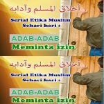 ADAB-ADAB MEMINTA IZIN BAG.2